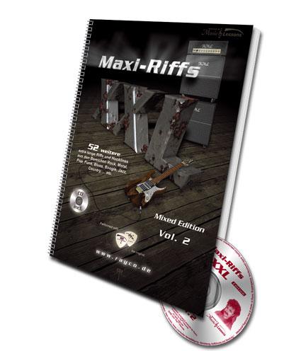 RML - Maxi-Riffs XXL Mixed Edition Vol.-2